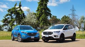 hyundai tucson 2016 colors comparison 2017 ford escape vs 2016 hyundai tucson