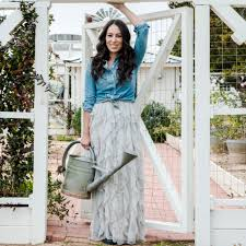 pictures of joanna gaines in darling magazine popsugar home