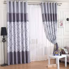 Cheap Long Length Curtains Long Curtains For Living Room Decorate The House With Beautiful
