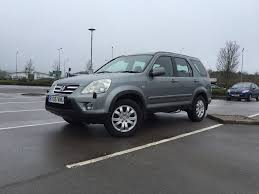 2005 honda cr v 2 2 i ctdi crv 138 bhp 6 speed manual in