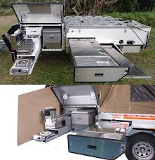 cer trailer kitchen ideas 441 best cool trailers images on caravan c