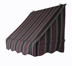 Awning Online Window Awnings Traditional Style With Sunbrella Fabric Pyc Awnings