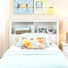 twin bed with bookcase headboard and storage twin bed headboard with shelves headboard for twin size two beds