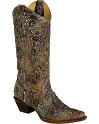 womens cowboy boots in size 12 s boots country outfitter