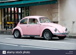 classic volkswagen cars funky old volkswagen car on street in singapore stock photo