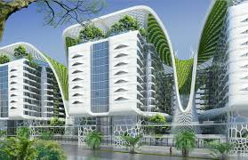 Vincent Callebaut Designs Sustainable MixedUse Complex For Cairo - Sustainable apartment design
