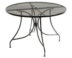42 Inch Round Patio Table by 42 Inch Round Metal Mesh Patio Table Made In China Buy Metal