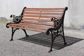 wrought iron bench ends bench cast iron garden benches bench slats home depot bench