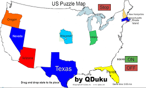 50 States Map Quiz Electronic Us Map Puzzle Us States Map Quiz 50 States Android Apps