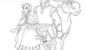 frozen coloring pages baby sven coloring pages wallpaper