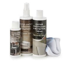 Leather Sofa Conditioner Leather Furniture Care Cleaning Kit