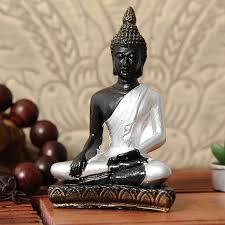 thailand buddha statue southeast asian style zen gift home