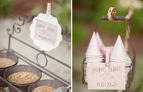 wedding send ideas 24 non traditional wedding send ideas alternative rice and
