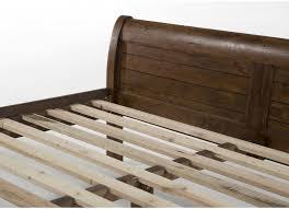 King Size Oak Bed Frame by King Size 5 Ft Reclaimed Wood Bed Frame Henley