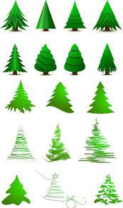 christmas tree lot clipart 13
