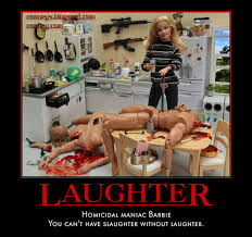 Funny Barbie Memes - nsaney s psychobabble homicidal maniac barbie