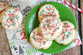 mix christmas sugar cookies recipe