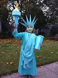 Lady Liberty Halloween Costume 36 Halloween Images Statue Liberty Costume