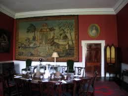 Leixlip Castle Dining Room  Ireland - Castle dining room