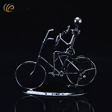 music decorations for home sale iron man bicycle metal crafts creative christmas