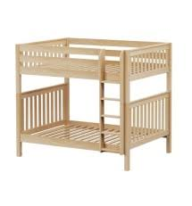 Bunk Bed With Steps Boys Twin Bunk Bed With Ladder U0026 Storage Maxtrix Furniture