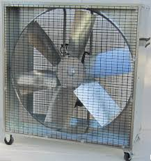 large floor fan industrial ac48100 quietaire 48 inch industrial floor fan with 1 2 hp motor