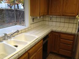 Tile Kitchen Countertop Designs Before After Photos Kitchen Bathroom Refinishing