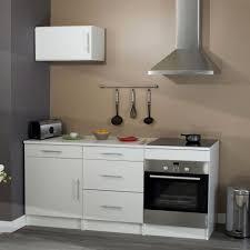 meuble cuisine four plaque meuble pour four idées de design maison faciles