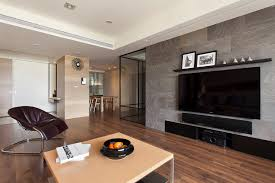 Under Laminate Flooring Amazing Modern Interior Design With Granite Walls And Rectangular
