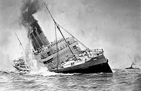 sinking of the lusitania upload wikimedia org wikipedia commons thumb 8 81