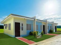 Row House Model - gran avila house features laguna property homes affordable
