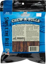 Red Barn Bully Sticks Redbarn Chew A Bulls Beef Flavor Dog Treats 12 Oz Bag Chewy Com
