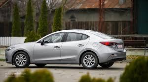 mazda 3 review 2014 mazda3 sedan review autoevolution