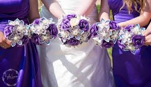 Flowers For Weddings The Paper Flower Bouquet Handmade Paper Flowers For Weddings