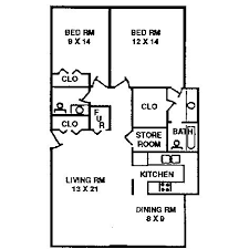 2 bedroom studio apartment 2 bedroom apartment typical floor plan quail creek apartments 1
