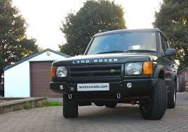 land rover discovery off road bumper landroversite com models