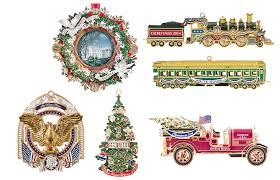 season white house ornament set ornaments