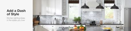 what is the best lighting for kitchen cabinets kitchen lighting the home depot