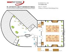 exhibition floor plan floor plan the 2nd china heat metering technology u0026 management