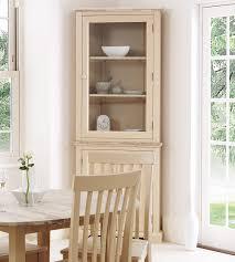 Dining Room Corner Cabinets Florence Glass Corner Cabinet Glass Kitchen Dresser Colour