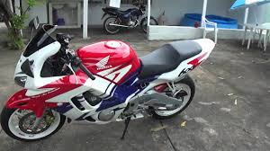 honda cbr 600 models cbr600f 1998 youtube