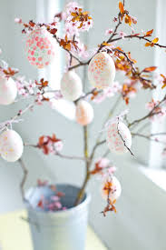 Easter Decorations Tree by Impressive Diy Easter Decorations
