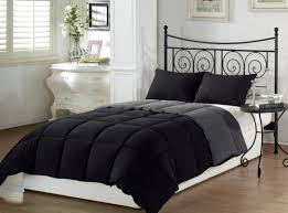 Black And Purple Bed Sets Bedding Set Amazing Black Grey Bedding Details About 8pc Hotel