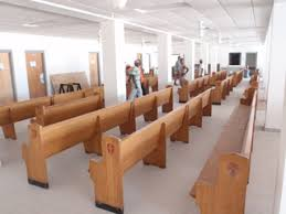 from boston to mirebalais hospital church pews find a new home