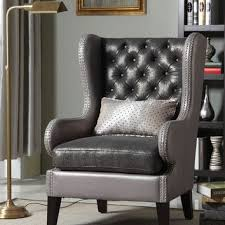 Faux Leather Accent Chair Faux Leather Accent Chair Bonners Furniture