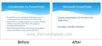 introduction to powerpoint effective presentation design tips using powerpoint