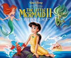 mermaid ii return sea 2000 cartoonson