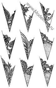 25 unique paper snowflake patterns ideas on snow