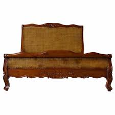 Oak Bedroom Furniture John Lewis French Rattan Low Foot Board Bed French Bedroom Mahogany 595 00