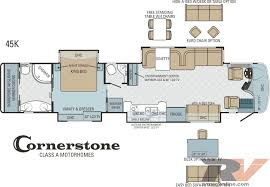 2013 entegra cornerstone 45k motorhome overview rv magazine